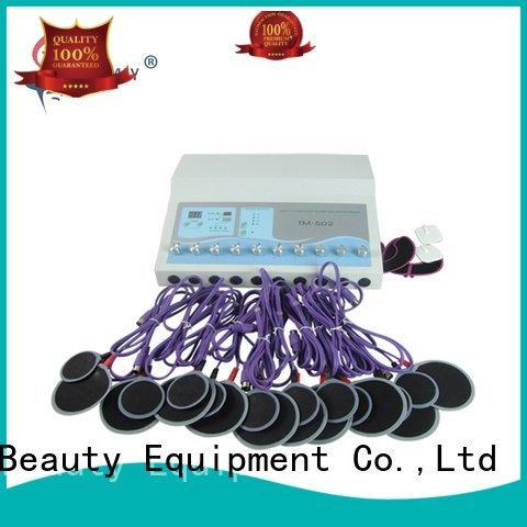 Tingmay e stimulation machine lipolaser hifu high professional