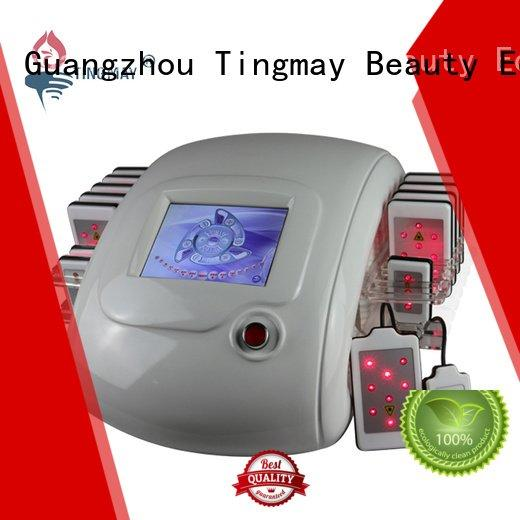 Tingmay fast rf 4 in 1 fda approved laser lipo machines cryotherapy