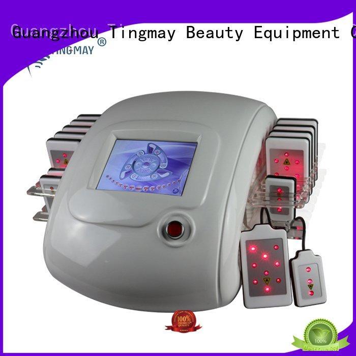 non-invasive fast Tingmay lipo laser slimming