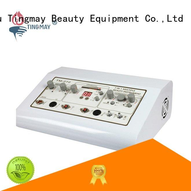 oxygen infusion skin care beauty machine wrinkle lcd screen galvanic