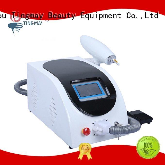 ipl laser tattoo removal machine switch Tingmay Brand laser tattoo removal machine