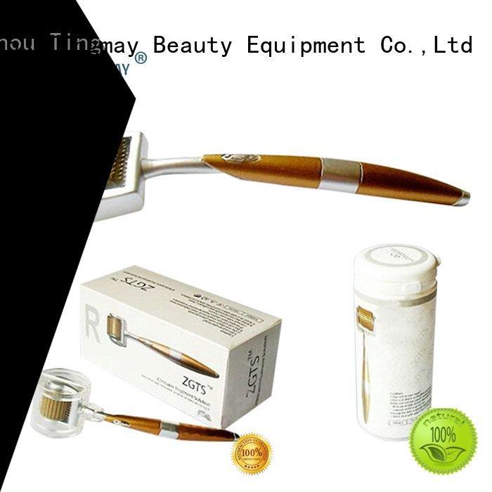 Tingmay Brand product facial ultrasonic skin scrubber mini skin