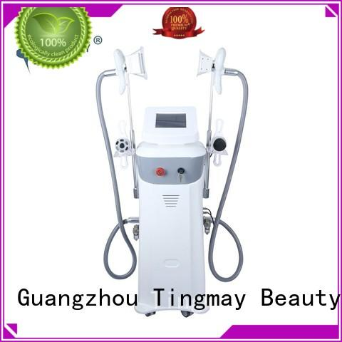 4 in 1 vertical cryolipolysis rf cavitation machine TM-908E