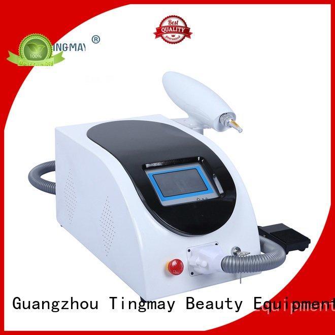 ipl laser tattoo removal machine freckles tm OEM laser tattoo removal machine Tingmay
