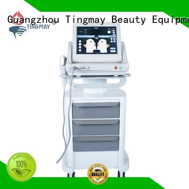 Tingmay Brand rf frequency best hifu machine vacuum slimming
