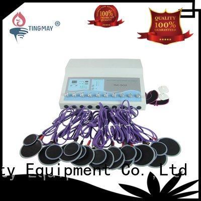 Quality Tingmay Brand best muscle stimulator machine