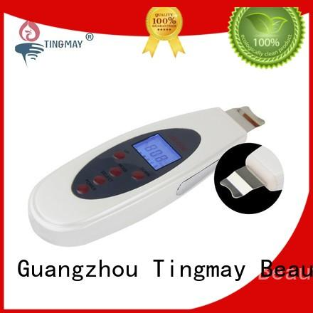 mini ultrasonic scrubber frequency from China for beauty salon