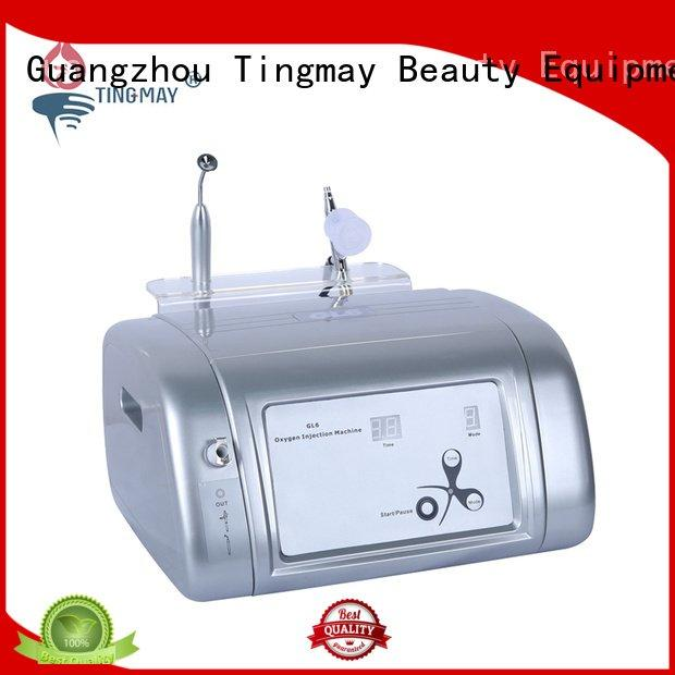OEM oxygen infusion skin care beauty machine cupping facial enlargement oxygen infusion facial machine