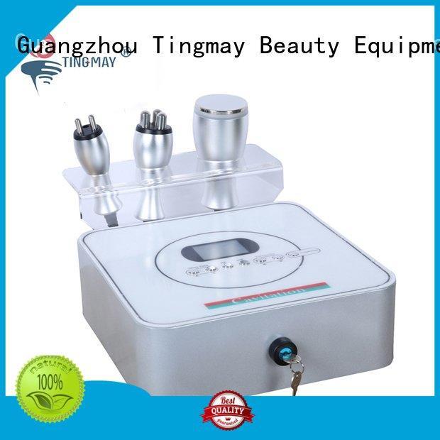 slimming cavitation rf vacuum slimming machine Tingmay ultrasonic liposuction cavitation machine