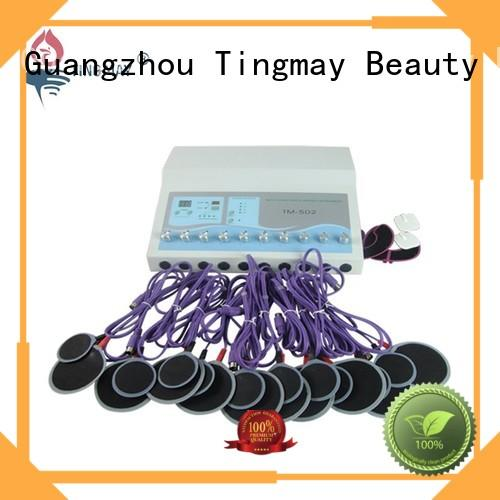Tingmay russian electric stimulation therapy machine directly sale for woman