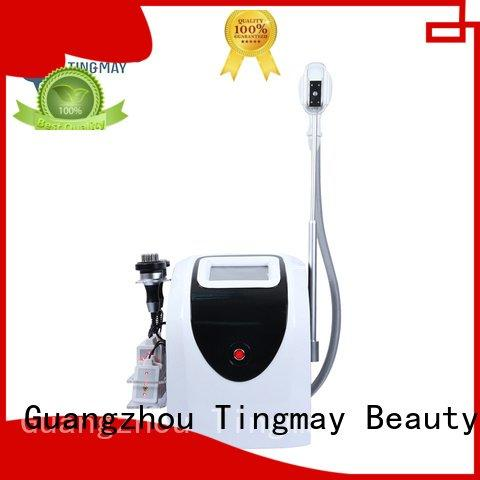 Tingmay cryolipolysis slimming machine cavitation slimming lymphatic care
