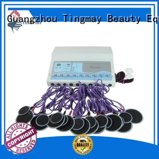 Tingmay wave electrical muscle stimulation machine directly sale for adults