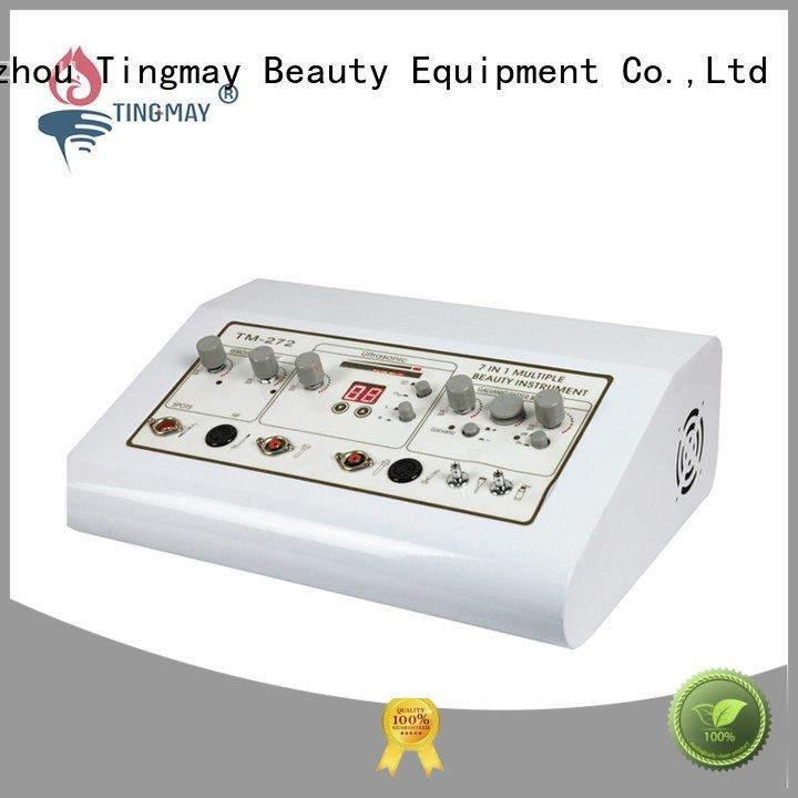 Tingmay Brand acne galvanic mist oxygen infusion skin care beauty machine