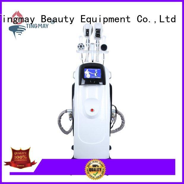 Tingmay cryolipolisis lipo laser slimming cryotherapy cavitation