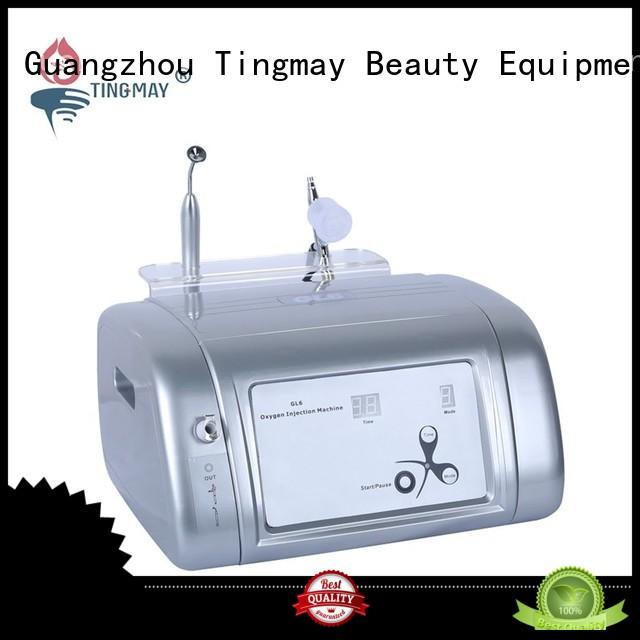 Wholesale oxygen facial machine for sale Tingmay Brand