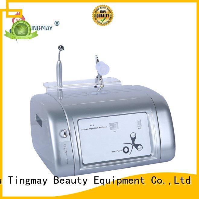 Tingmay wrinkle facial vacuum oxygen infusion skin care beauty machine machine