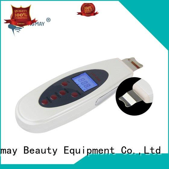 ultrasonic skin scrubber spatula facial portable OEM ultrasonic skin scrubber Tingmay