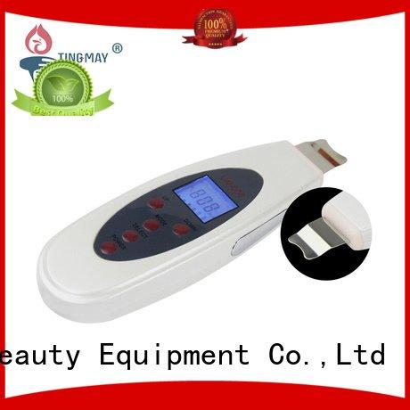 Quality ultrasonic skin scrubber spatula Tingmay Brand product ultrasonic skin scrubber