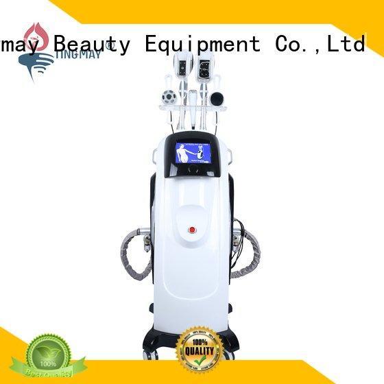 rf fda approved laser lipo machines lipo lipo laser slimming Tingmay cavitation lipo cryolipolisis