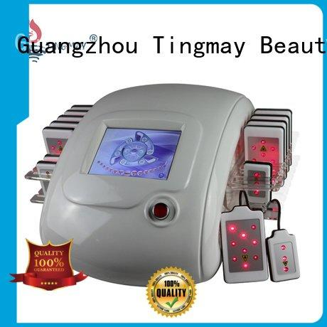 OPT Cryotherapy Tingmay fda approved laser lipo machines