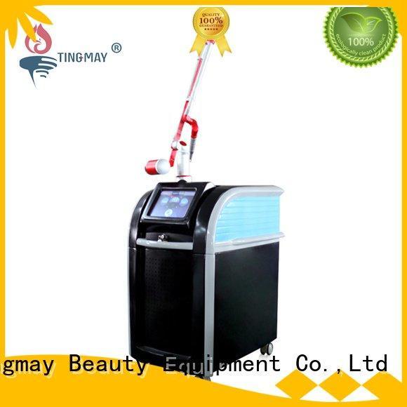 vertical cryolipolysis slimming machine Tingmay body massage machine for weight loss