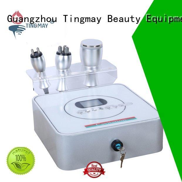 fat removal slimming face rf Tingmay cavitation rf vacuum slimming machine