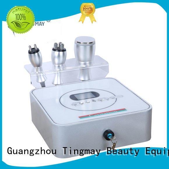 Tingmay Brand vibration body cavitation cavitation rf vacuum slimming machine