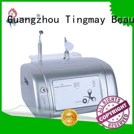 oxygen infusion skin care beauty machine cupping oxygen infusion facial machine Tingmay