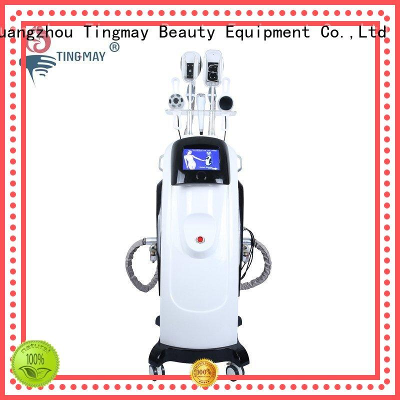 Tingmay Brand peeling e stimulation machine laser supplier