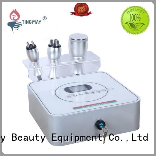 Tingmay efficient radio frequency cavitation machine hz for beauty salon