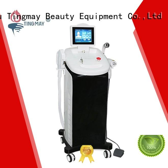 Tingmay rf laser tattoo removal machine price supplier for household