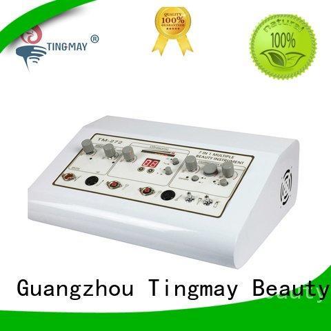 facial oxygen infusion facial machine Tingmay oxygen infusion skin care beauty machine