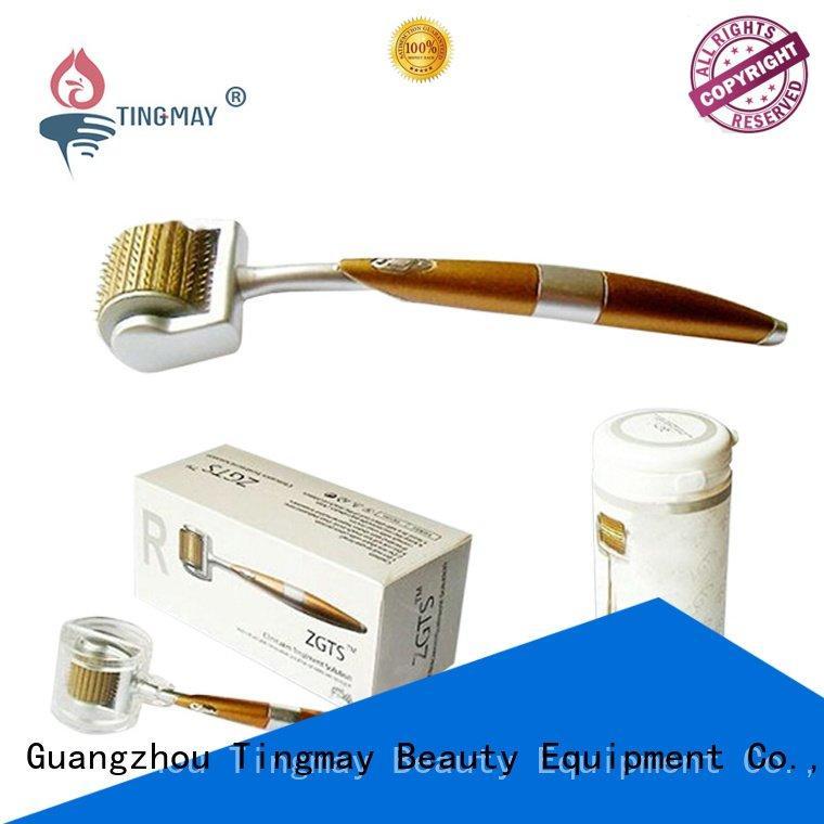 Custom ultrasonic skin scrubber care scrubber beauty Tingmay