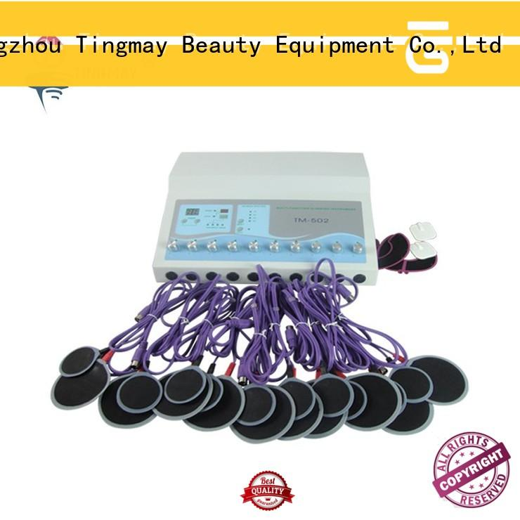 portable muscle massage machine ems directly sale for woman