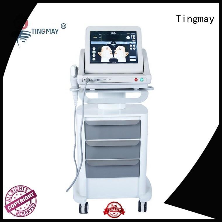 machine hifu cavitation rf vacuum slimming machine face Tingmay Brand company