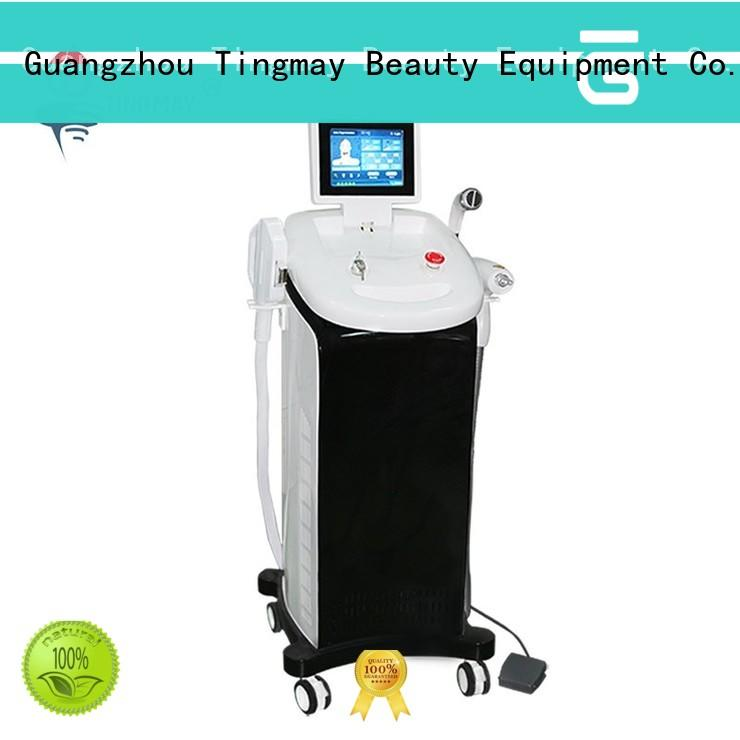 Tingmay yag laser hair removal machine price wholesale for woman