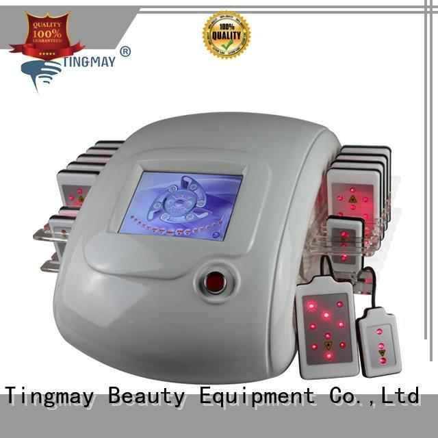 fda approved laser lipo machines machine lipo laser slimming cryotherapy Tingmay
