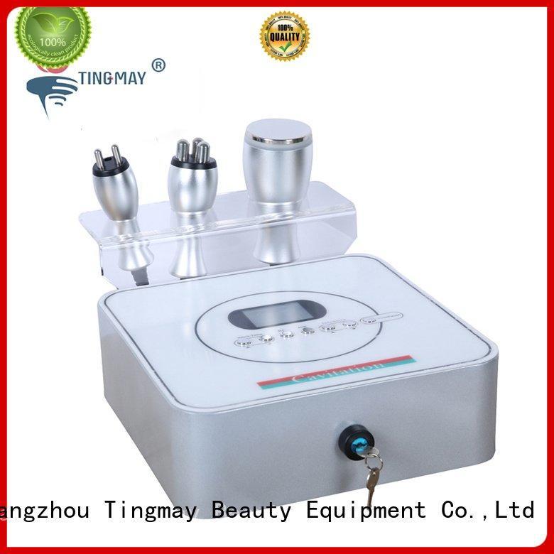 ultrasonic liposuction cavitation machine frequency Cavitation machine cells Tingmay