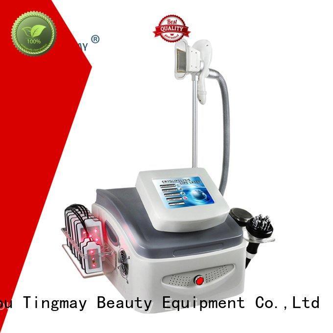 Tingmay Brand skin e stimulation machine ultrasound face