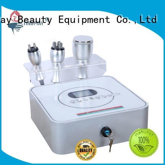body frequency rf cavitation rf vacuum slimming machine Tingmay