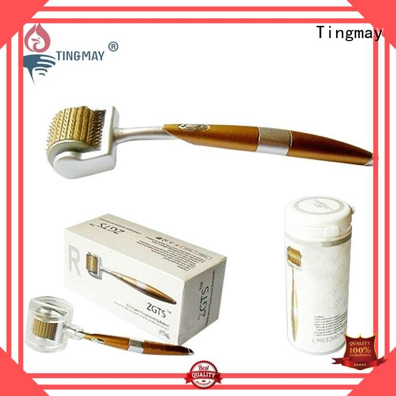 mask roller derma free customized for face