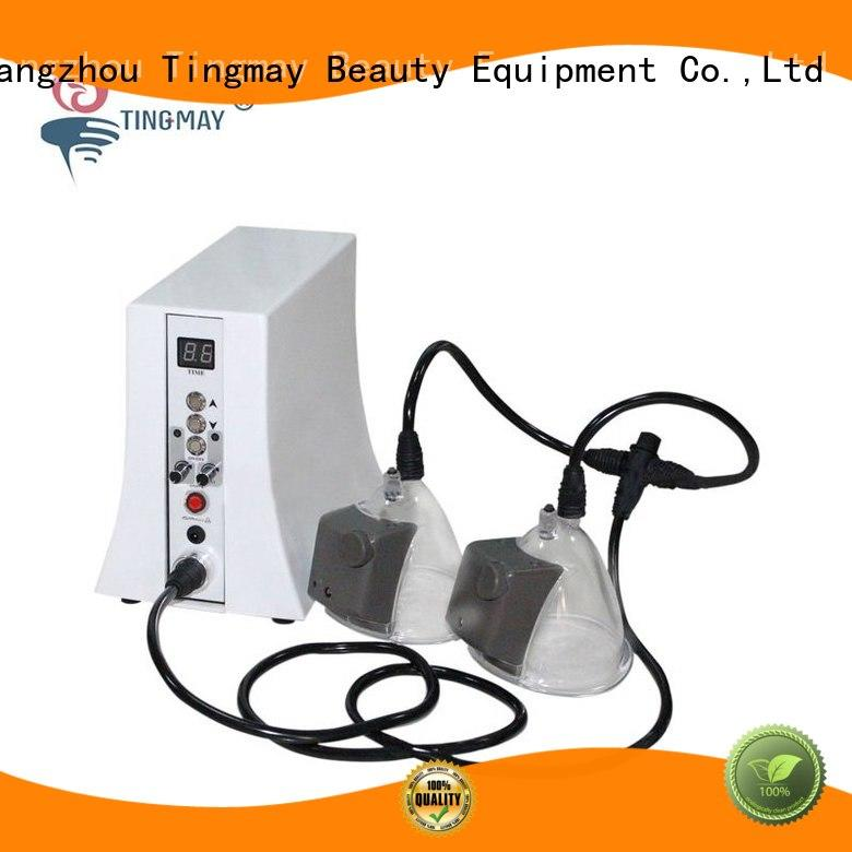 Tingmay beauty breast sucking machine with good price for home