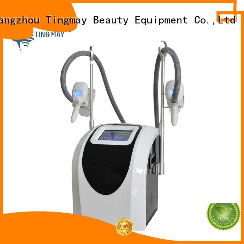 Tingmay Brand cryotherapy rf lipo lipo laser slimming