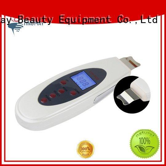 portable scrubber home Tingmay ultrasonic skin scrubber spatula