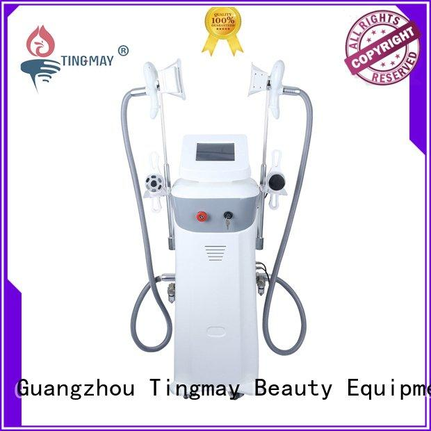 Custom vaginal tighten machine 65 ℃ Hifu machine Tingmay