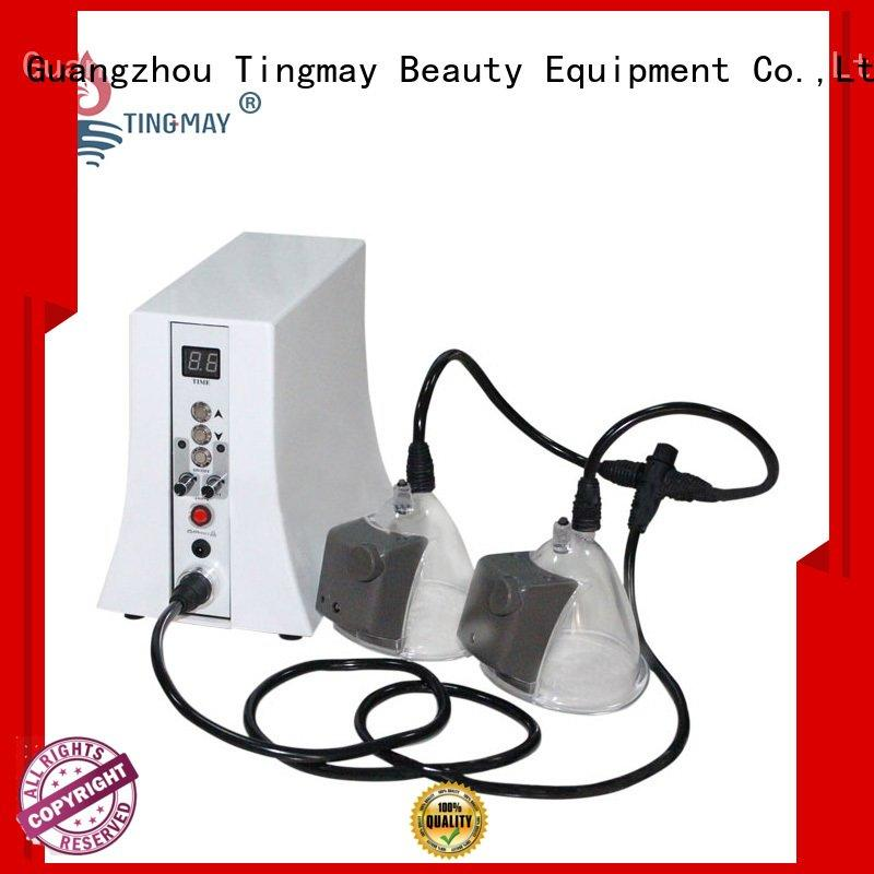 Tingmay Brand breast enlargement oxygen infusion facial machine vacuum galvanic