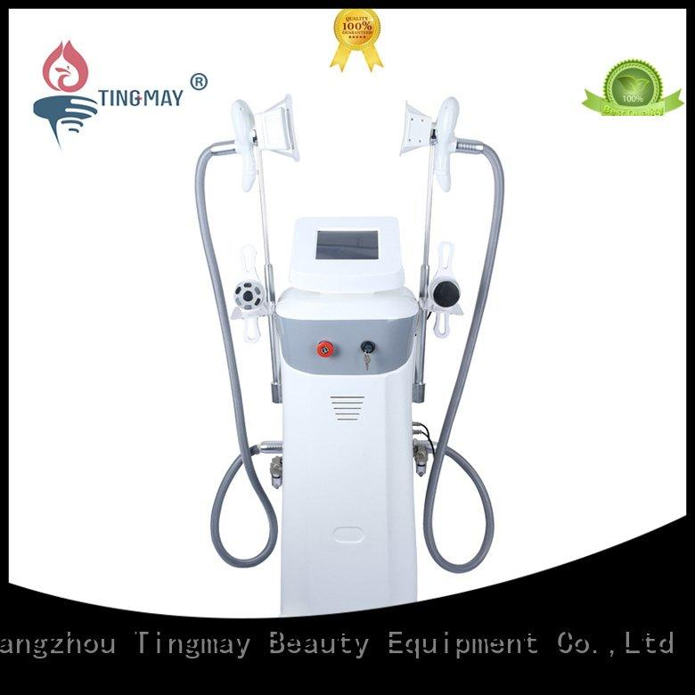 body massage machine for weight loss kill rf OEM cryolipolysis slimming machine Tingmay