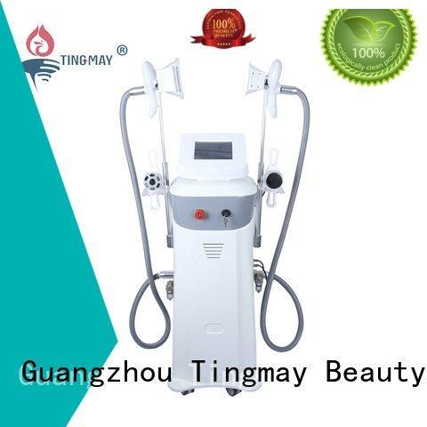 body massage machine for weight loss metabolic kill OEM cryolipolysis slimming machine Tingmay