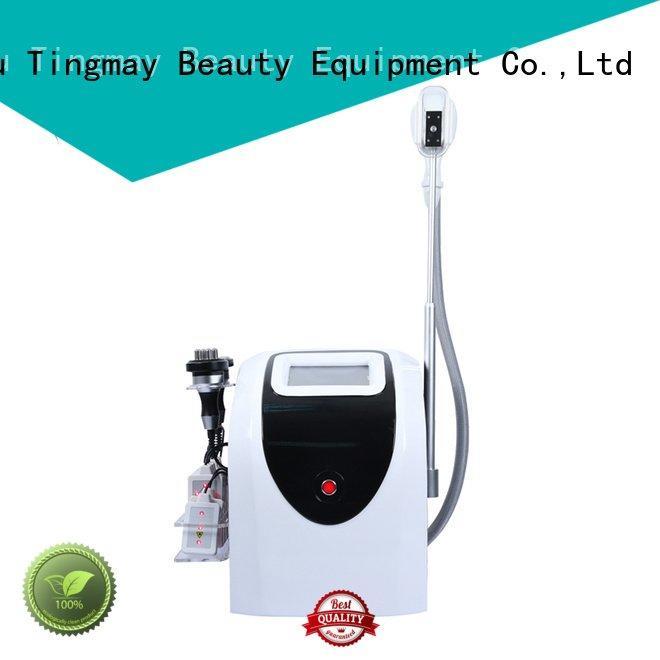 SMAS 65 ℃ tighten Cryolipolysis machine Tingmay