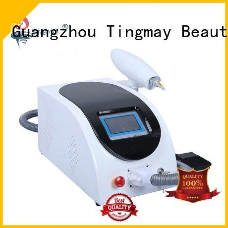 Tingmay Brand rf tattoo yag ipl laser tattoo removal machine